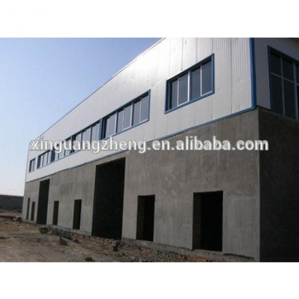 quick build prefabricated metal frame warehouse #1 image