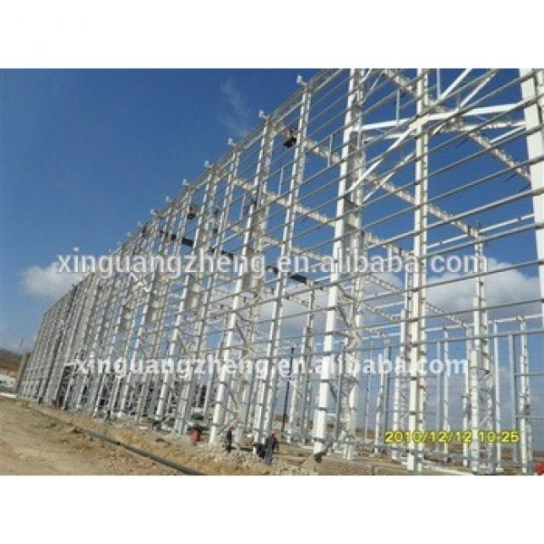 prefab new kind steel construction warehouse #1 image