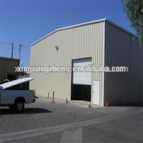 China light weight cheapest prefabricated manufactured warehouse #1 image