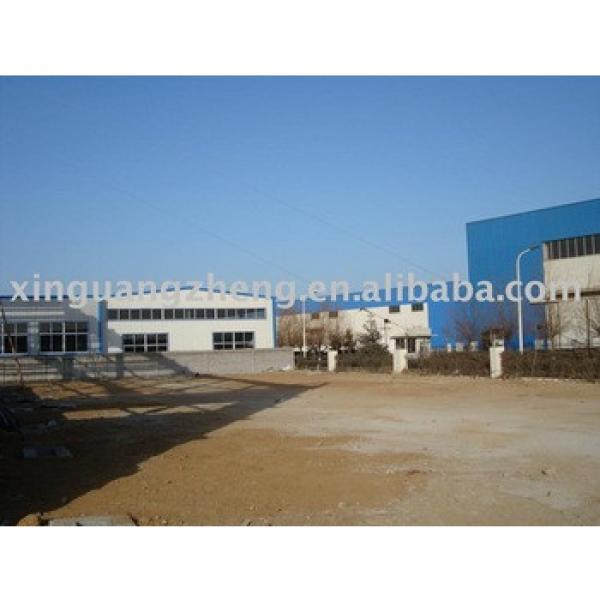 prefabricated metal storage buildings design galvanized structual steel warehouse #1 image