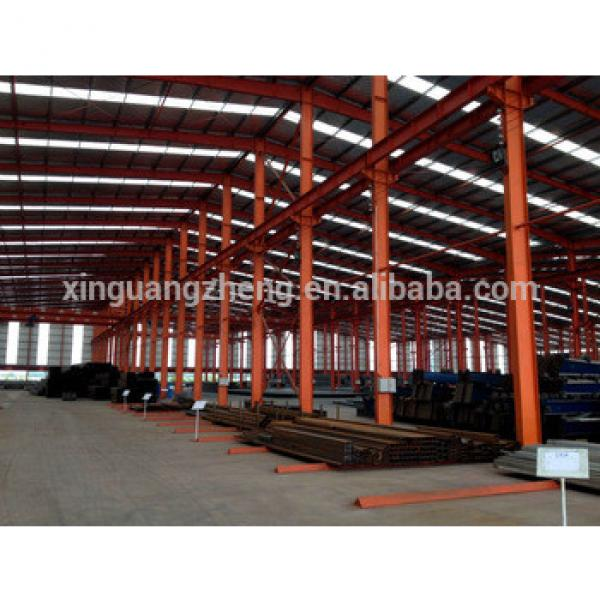 Chinese light steel structure temporary warehouse #1 image