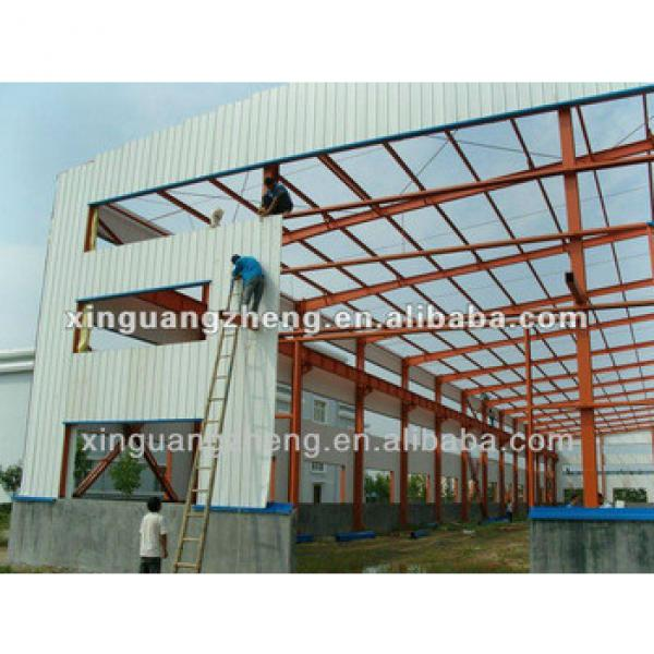 steel structure warehouse construction costs #1 image