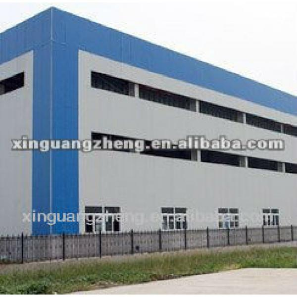 light steel structure warehouse/construction warehouse/frame warehouse #1 image
