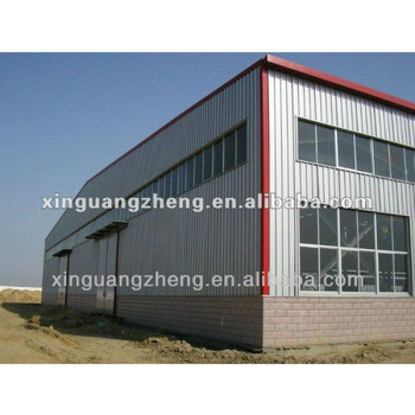prefabricated light steel structure warehouse building #1 image