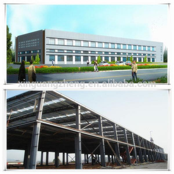 pre fabricated steel structure for warehouse #1 image