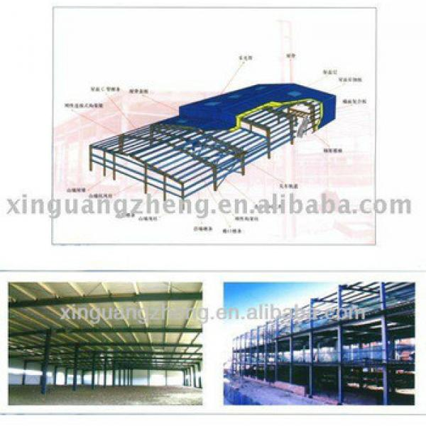 Steel structure steel formwork warehouse #1 image