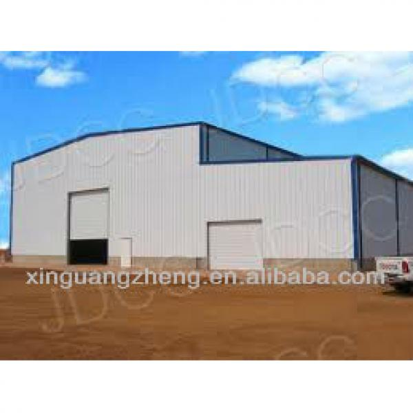 Construction design Structural Steel Warehouse shed #1 image