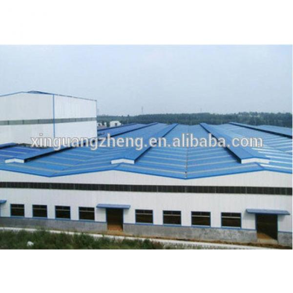 light weight prefabricated structural Construction Warehouse Building #1 image
