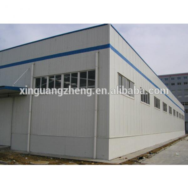 design steel structure prefabricated barns #1 image