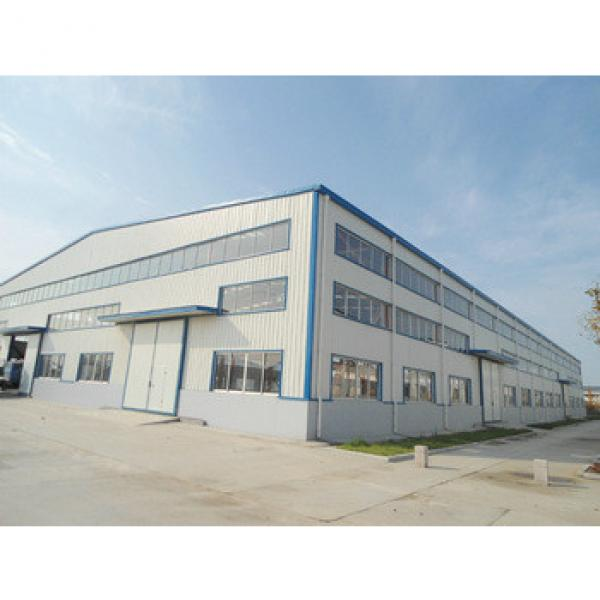 XGZ FAST INSTALL Logistics Warehouse In Qingdao #1 image