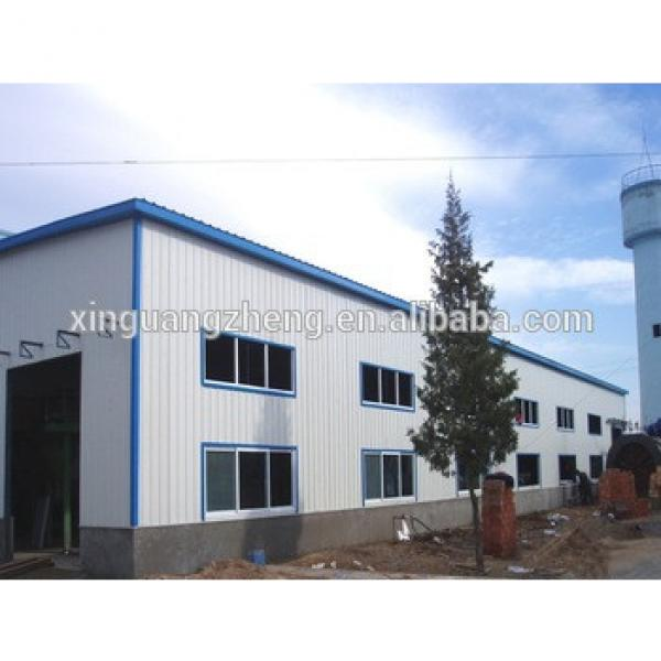 cheap prefabricated industry steel building in china #1 image