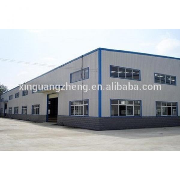 ISO Certification prefabricated warehouse china #1 image