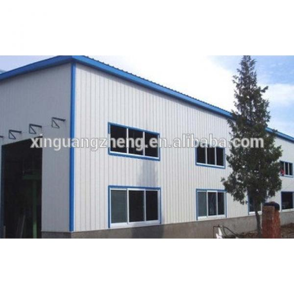 hot sale steel structure prefabricated warehouse #1 image