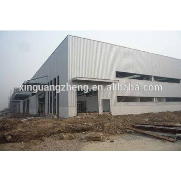 China Prefab steel structure warehouse #1 image