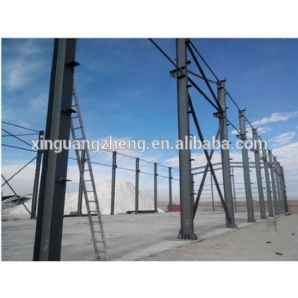 Prefabricated light steel structure warehouse insulation #1 image