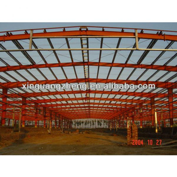 light structural steel metal roofing framing pre engineering fabrication building warehouse #1 image