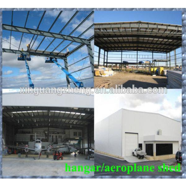 china supplier for pre-engineered steel frame buildings #1 image