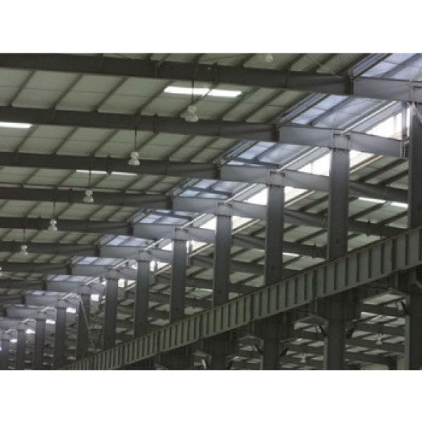 low price steel structure hanger warehouse #1 image