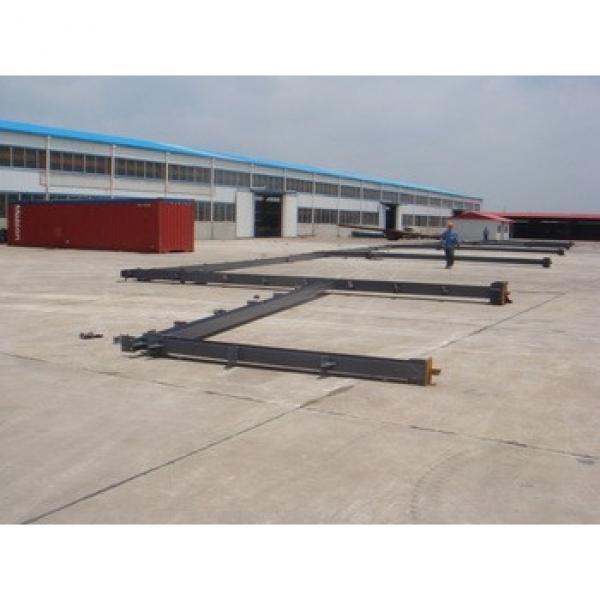 multi-purpose structural steel warehouse #1 image