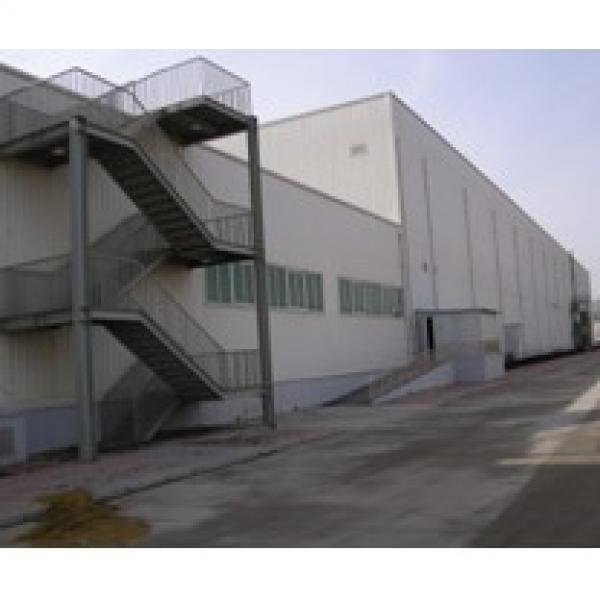 China pre-engineered steel warehouse #1 image