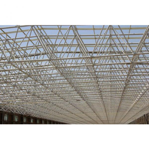 light steel truss frame fabrication warehouse #1 image