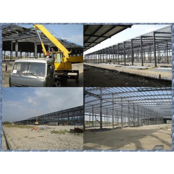 prefabricated industrial warehouse /workshops/metal building #1 image