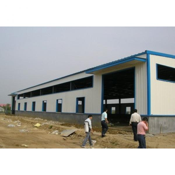 logistic warehouse building #1 image
