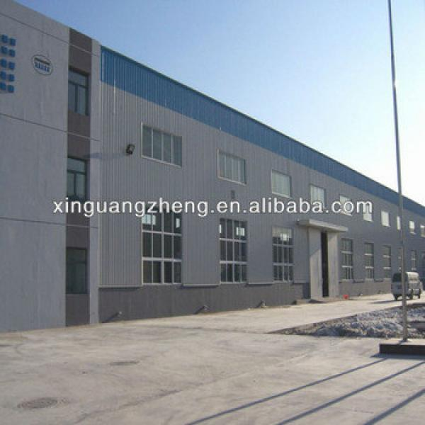 galvanized steel sheets prefabricated steel warehouse factory #1 image