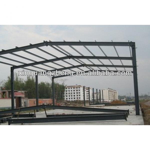 High Quality steel structure warehouse drawings #1 image
