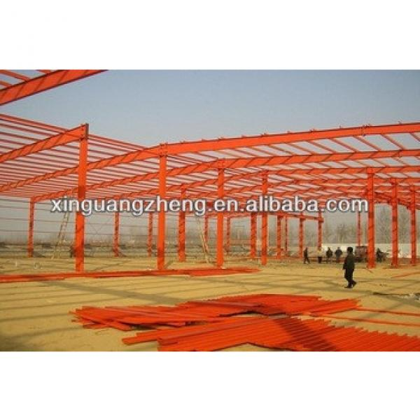Professional design metallic structures for warehouse #1 image