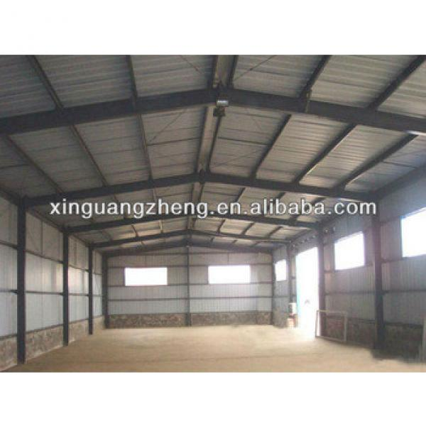cost of construction steel structure for warehouse #1 image