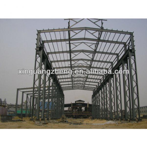 light steel structure workshop build steel shed drawing construction #1 image