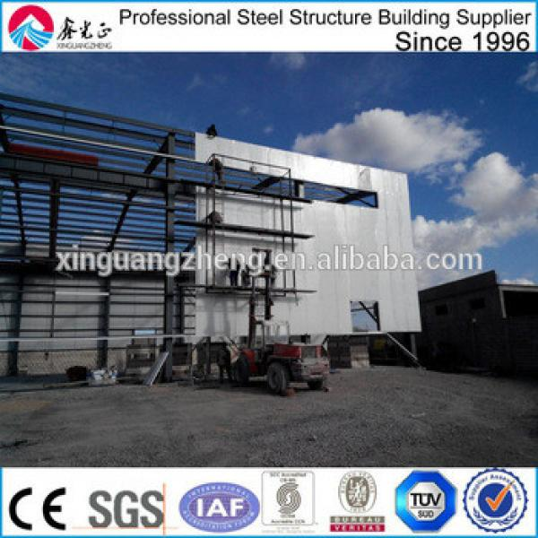light structural steel auto economic warehouse planning #1 image