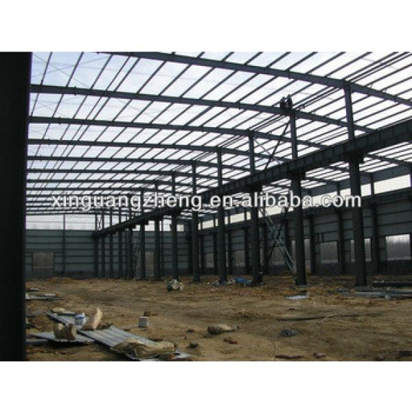 steel structure prefabricated steel shed material building manufacturer #1 image