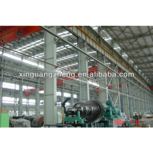 anti-earthquake light metal roof prefab steel structural industrial shed construction #1 image
