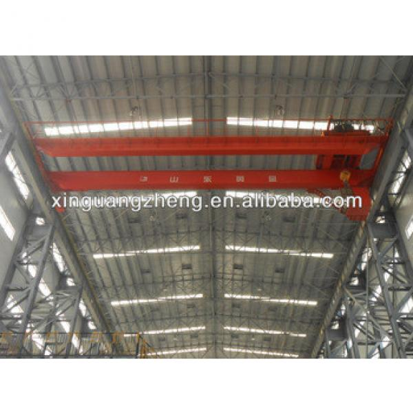 light weight prefabricated structural steel roof truss warehouse #1 image