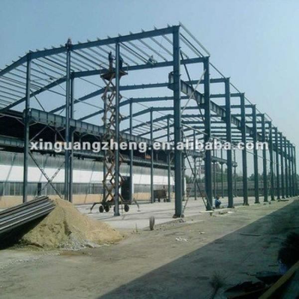 XGZ large scale steel structure warehouse #1 image