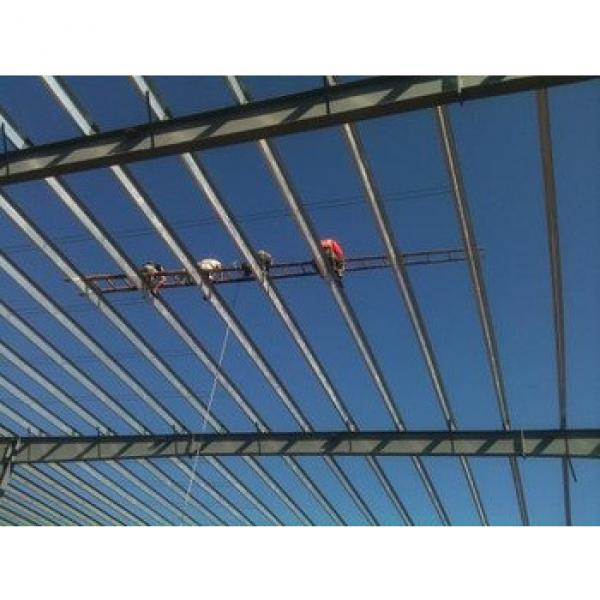 factory of metallic structures metal fabrication steel structure #1 image