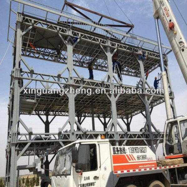 saving materials prefabricated steel structure construction building warehouse #1 image