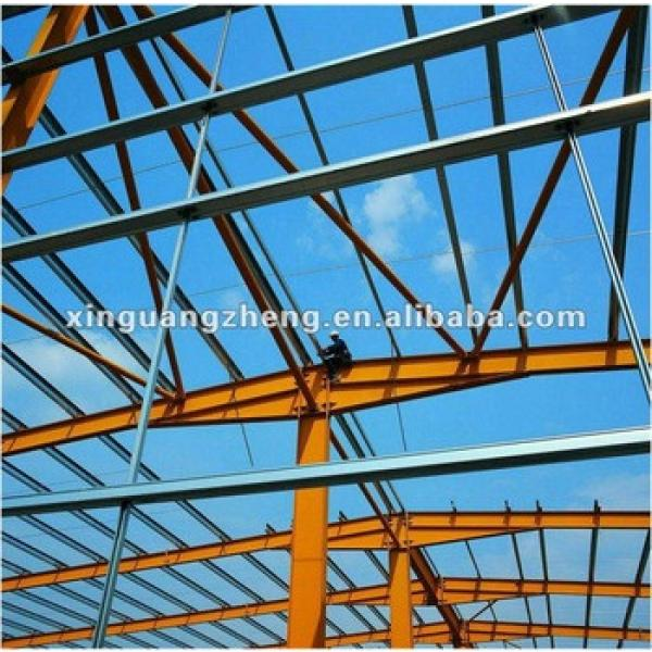 light structural steel frame warehouse construction #1 image