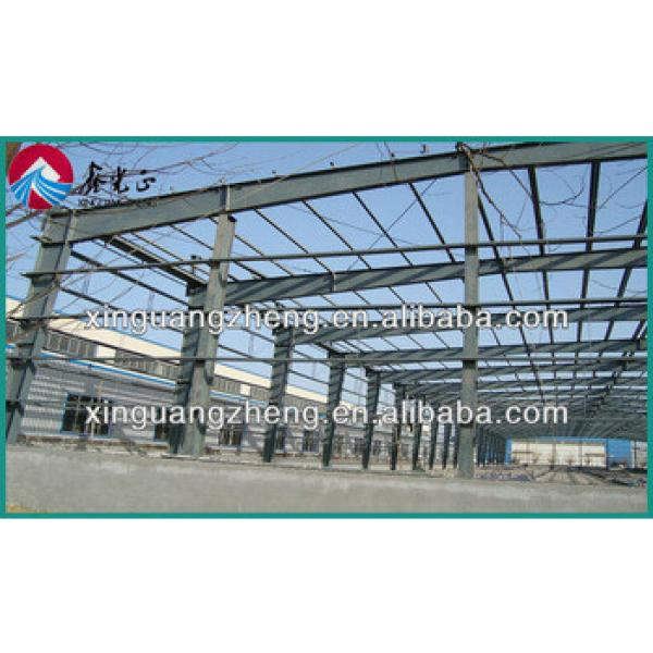 strong prefab lightweight metal structures for warehouses #1 image
