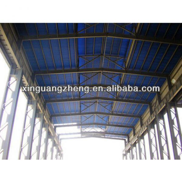 light steel frame structure fabricated modular construction warehouse prefabricated panel house #1 image