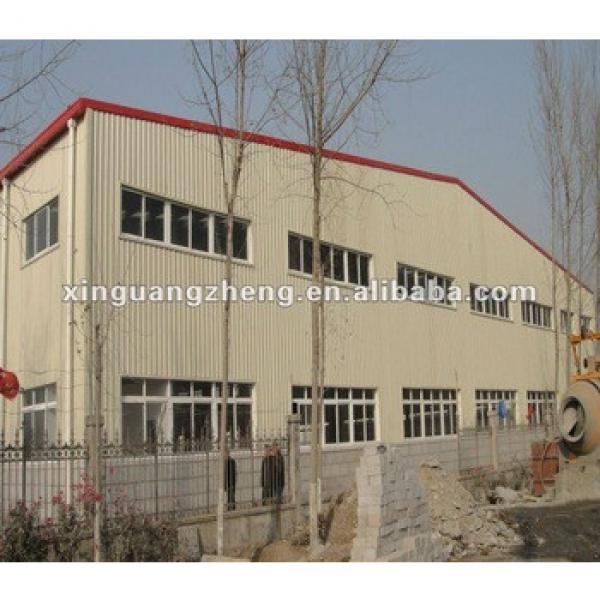 light steel frame structure prebricated warehouse building #1 image
