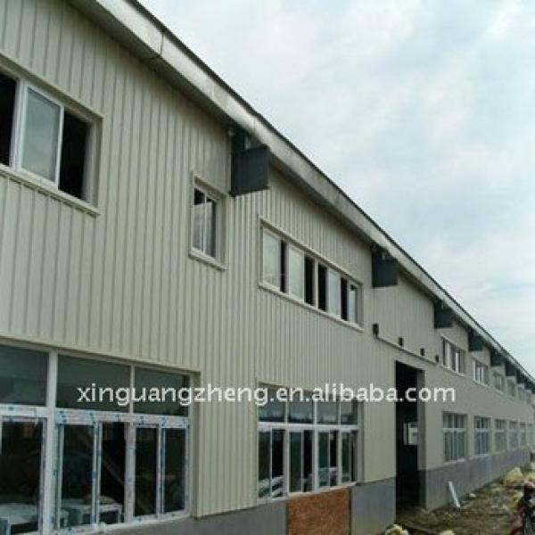 Construction Light Steel Structure Prefabricated Warehouse #1 image