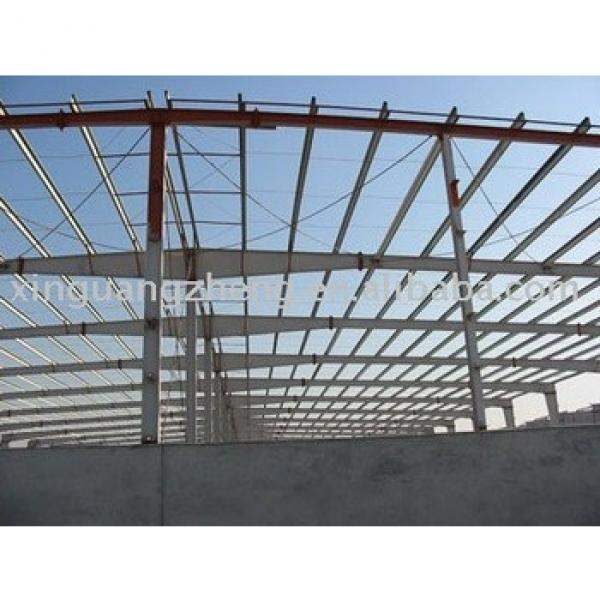 light steel structural PREFABRICATED WAREHOUSE design and installation #1 image