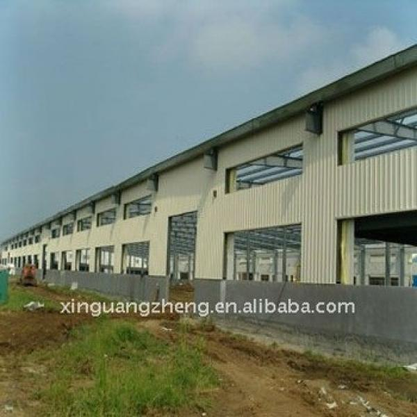 light prefabricated steel structure warehouse building #1 image