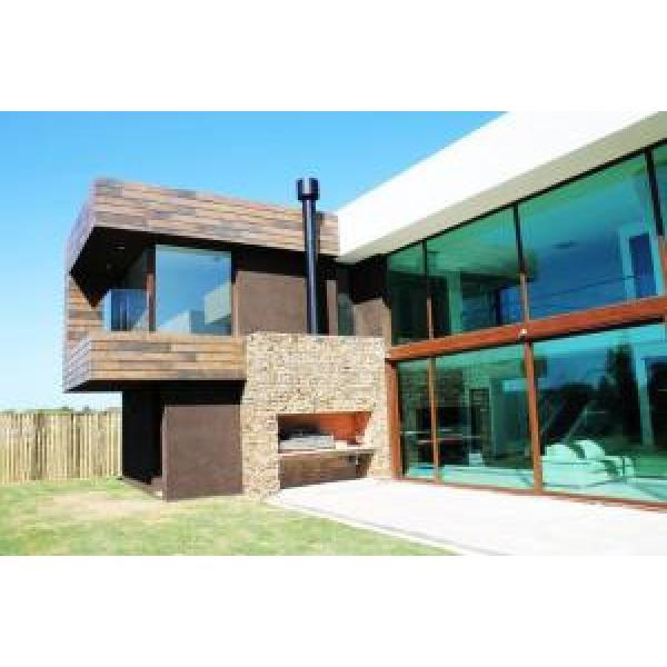 Luxury Prefab Steel Houses Prefabricated Smart House AS / NZS , CE Standard #1 image