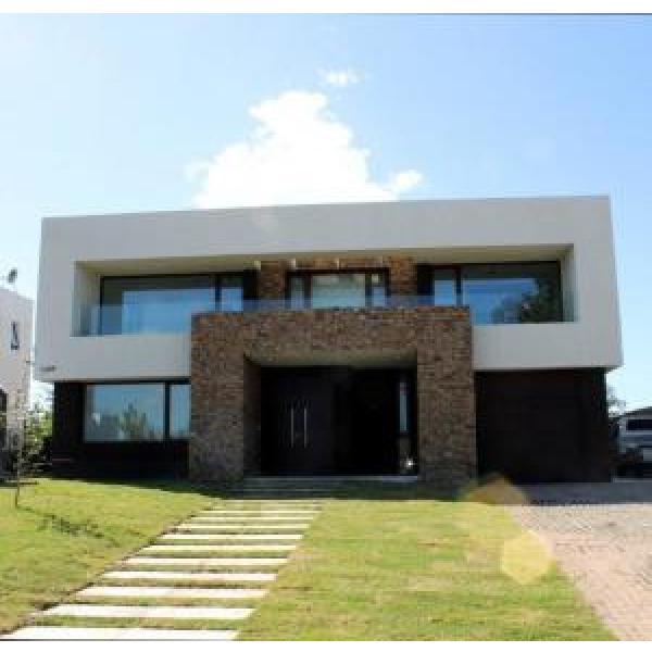 Luxury Prefab Steel Houses Prefabricated Smart House AS / NZS , CE Standard #2 image