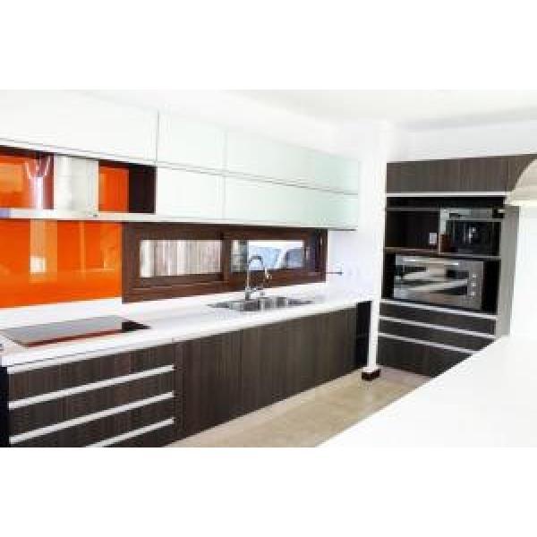 Luxury Prefab Steel Houses Prefabricated Smart House AS / NZS , CE Standard #4 image