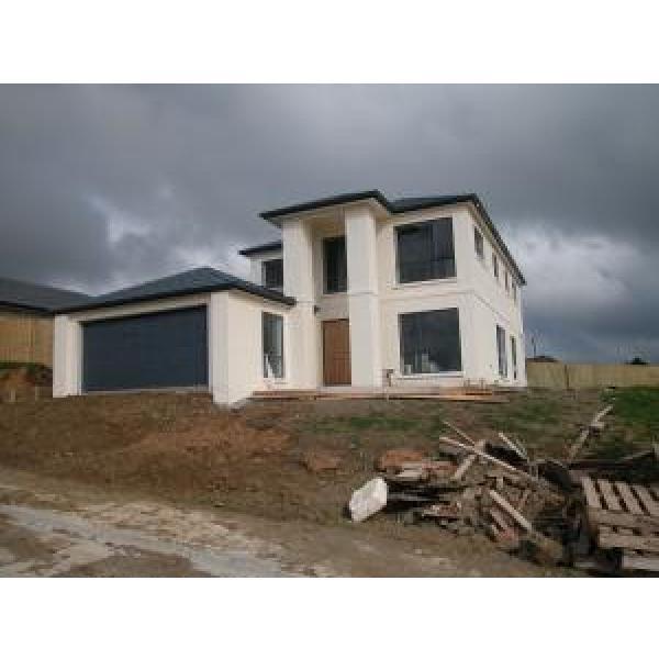 New Zealand Style Prefabricated Steel House , Quick Installation Prefabricated Villa #1 image